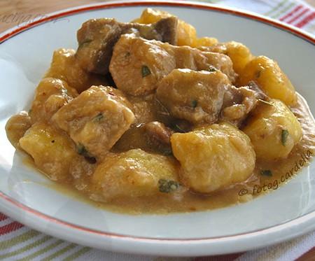 Spezzatino di manzo con patate