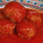 polpette di carne alla siciliana